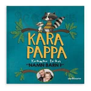 """Barnbok: """"Kära Pappa"""" - en personligt utformad bok"""