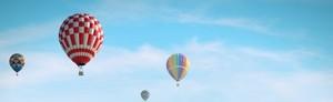 Privat ballongflygning