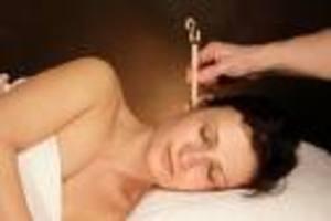 öronljus behandling