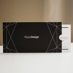 Presentkort royaldesign
