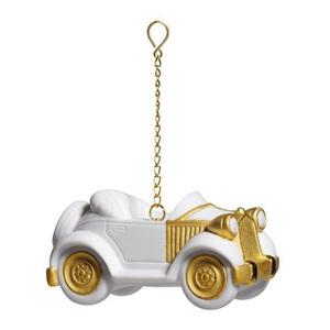 Porslinsfigur: Liten bil