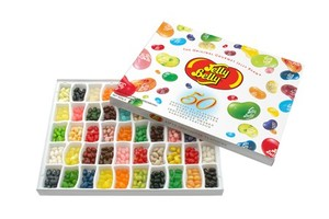 Jelly gelebönor present
