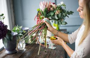 Blomsterkurs