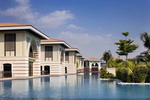 Weekend på lyxhotell i Dubai
