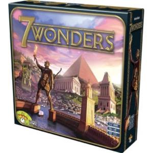 7 wonders brädspel