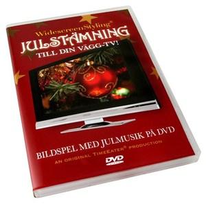DVD med julstämning