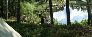 romantik i vildmarken upplevelse