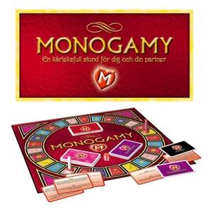 Monogamy kärleksspel