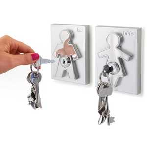 Nyckelhållare för honom och henne