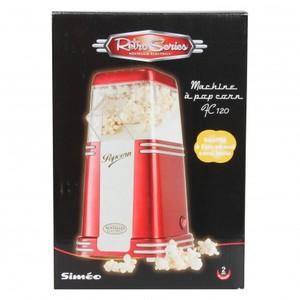 Snygg popcornmaskin