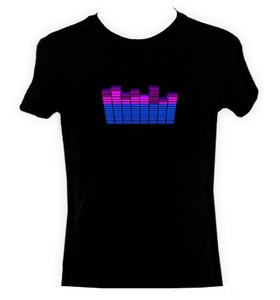 T-shirt med Equalizer