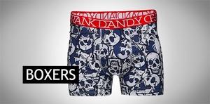 Coola kallingar från Frank Dandy
