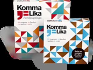 Komma Lika - Spelet om vardagen