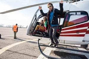 Helikoptersightseeing (för två)