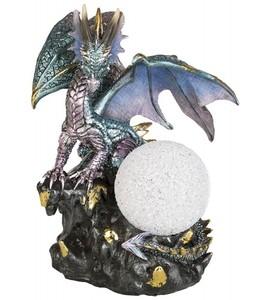 Lampa med drake