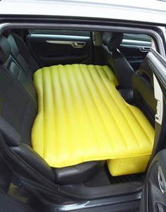 uppblåsbar bilsäng