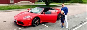 Körr Ferrari