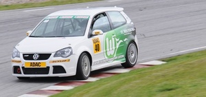 volkswagen polo racing upplevelse