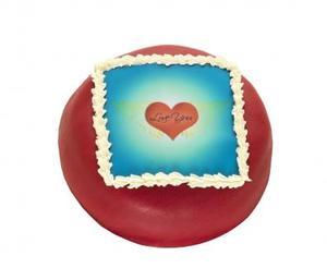 hjärtan is choklad