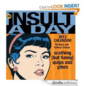 Insult a day kalender