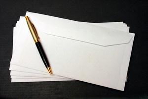 Skriv ett brev