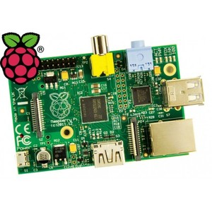 raspberry pi kretskort