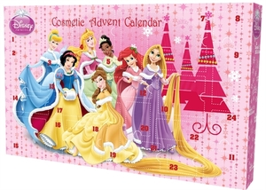 disney princess adventskalender