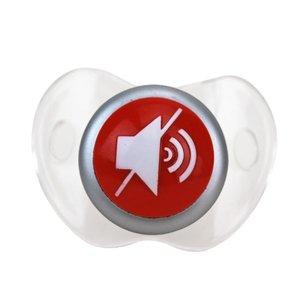 napp med mute-knapp