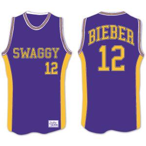 Bieber Basketball Jersey