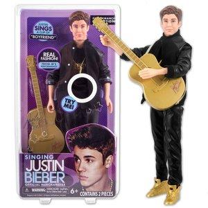 Sjungande Bieberdocka