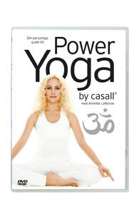 Dvd om power yoga