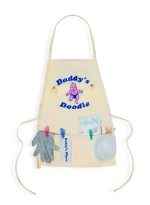 "Daddy's Diaper ""Doodie"" Apron"
