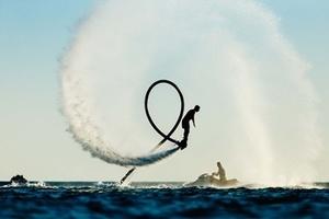 Hoverboarding / Flyboard