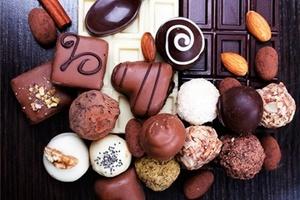 Lyxig Chokladprovning