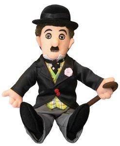Charlie Chaplin Docka