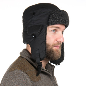Barbour - Fleece Lined Hunter Hat
