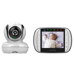 Digital Babymonitor med videokamera
