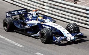 Kör en F1-bil, paket 1
