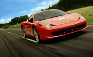 Kör Ferrari/Lamborghini - Hela landet