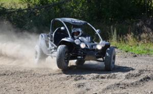 Buggy Racing för två