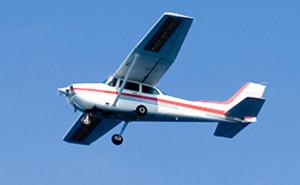 Provflyg