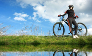 Cykelpaket Göta kanal för två