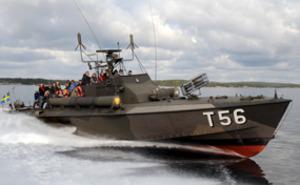 Åk motortorpedbåt