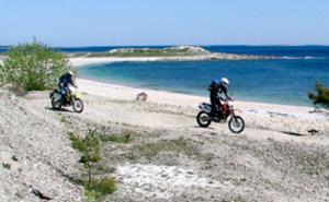 Endurosafari Gotland
