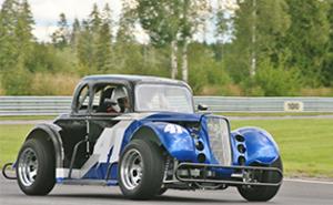 Legend car racing