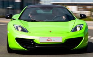 Kör McLaren