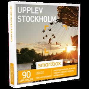 Upplev Stockholm Upplevelser