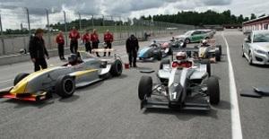Racerförare för en dag