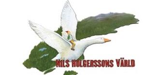 Familjedag på Nils Holgerssons värld