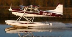 Spaka själv - Sjöflygplan